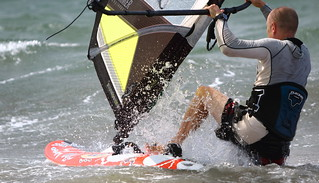 Windsurfing mooloolaba | by texaus1