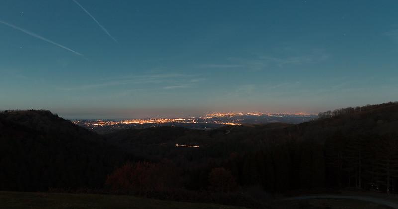 https://www.twin-loc.fr La Côte Basque depuis le col d'Ibardine - picture image photo pays basque biarritz saint jean de luz anglet bayonne