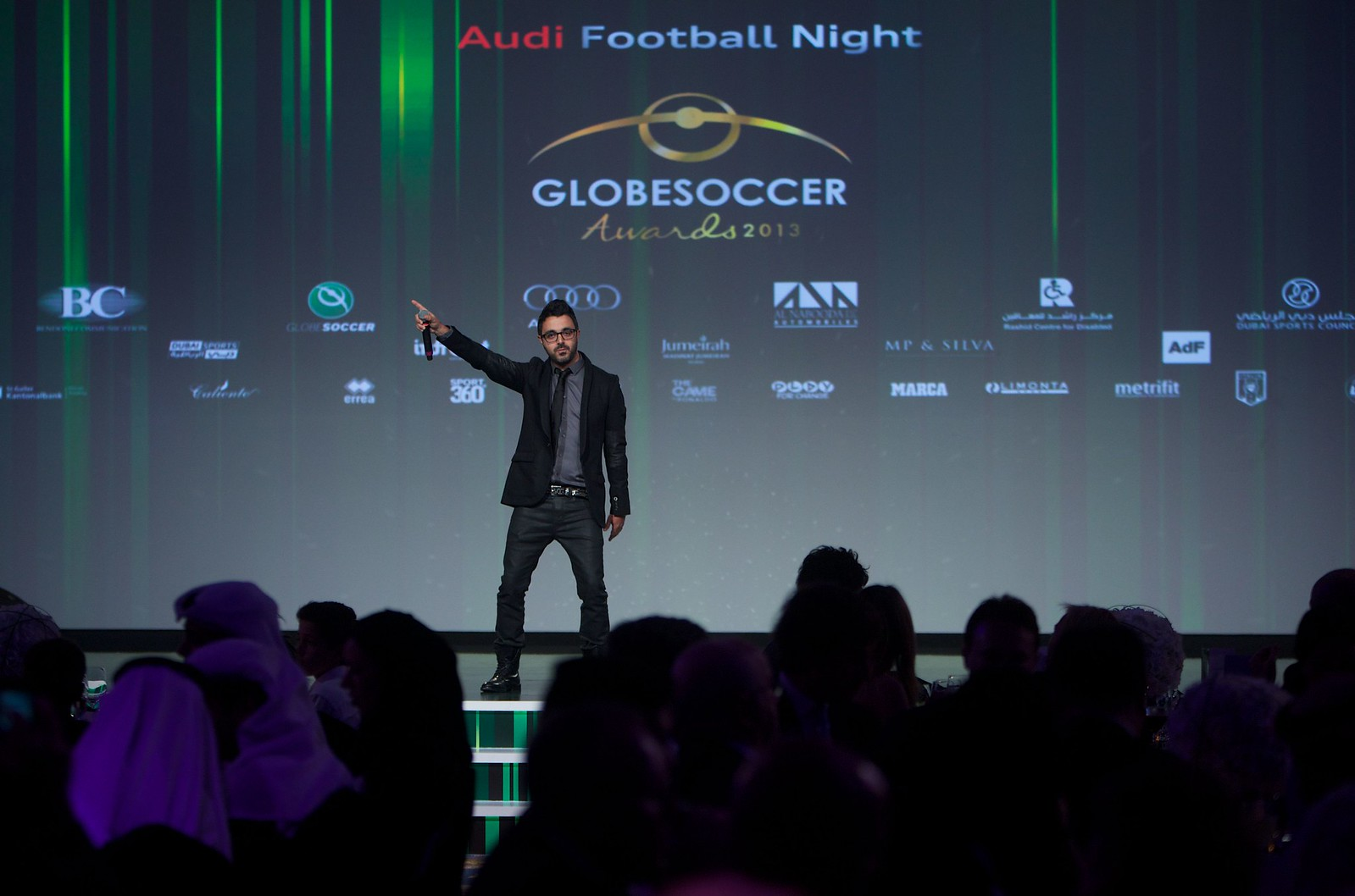 Globe Soccer Awards 137