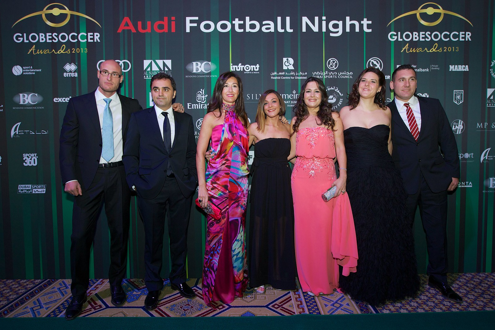 Globe Soccer Awards 090