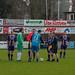 VVSB twee teams met oud eerste elftalspelers wedstrijd
