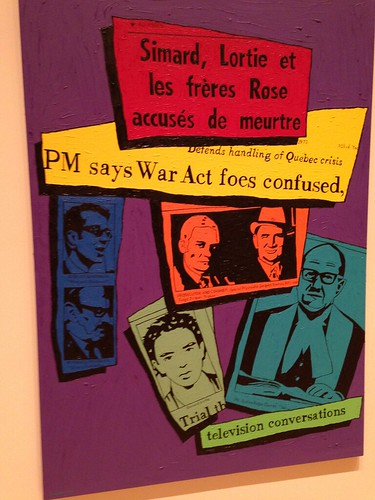 War Measures Act invoked 1971