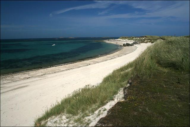 Herm Island north coast