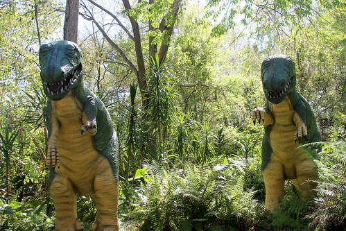 Yellow Belly Dinosaurs | by Richard Elzey