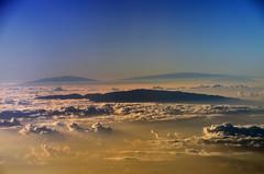 Mauna Kea, Mauna Loa, Hualālai, and Haleakalā (a0004466) taken on 2012-11-05T07:09:40-08:00 by thtbln