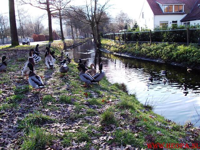 12-12-2009    Winterwandeling  De Bilt 25 Km  (31)