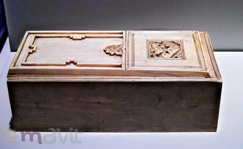 Caja de Marfil. Museo de Tapices y Textiles de la catedral de Toledo | by pedro.riaza