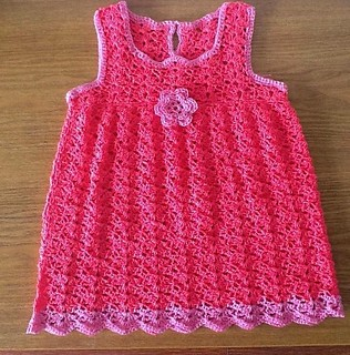 💗 dress model in simple crochet beautiful and easy to do