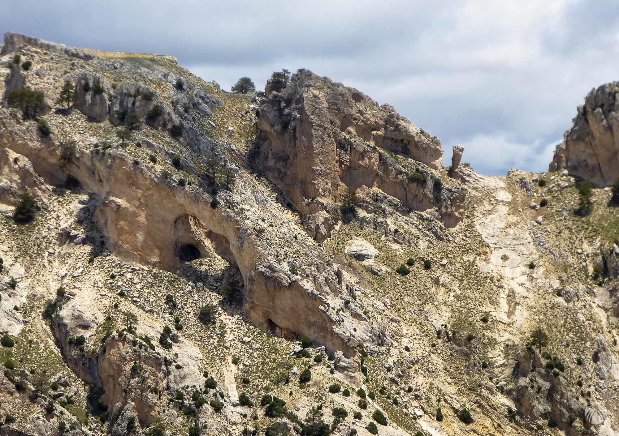 Espectacular arco de roca