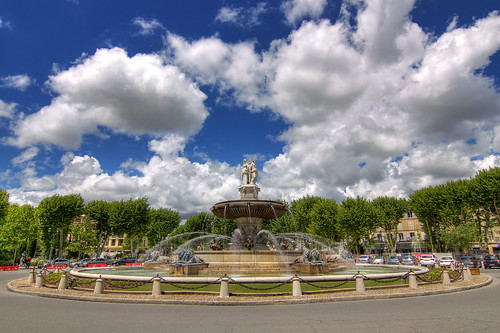 Fontaine de la Rotonde | by decar66