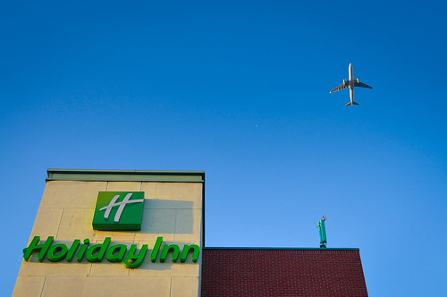 Holiday Inn Express Jet   by Paul Chan - Canada