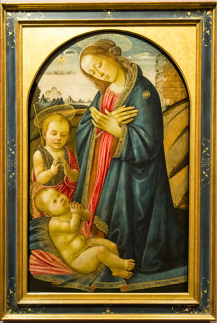 Commitment #1 - The Virgin and Child
