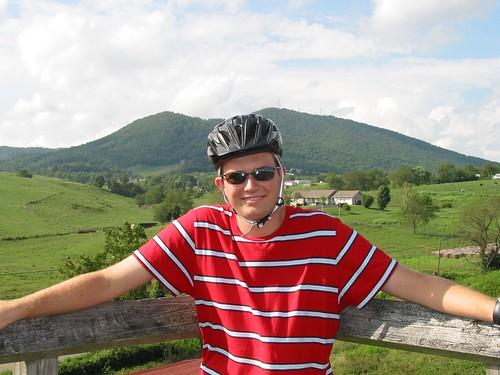 new bike river path blueridgemountains newriver claytorlake newrivertrail bikepathbike