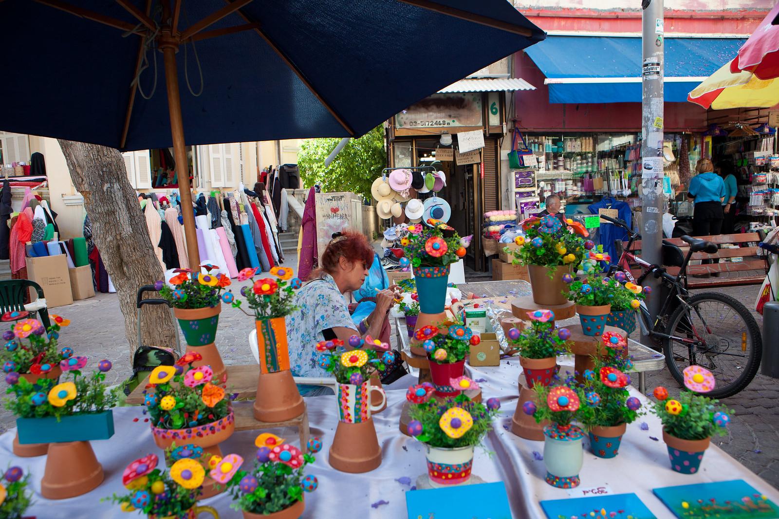 Tel Aviv_Nahalat Binyamin market _1_ Dana Friedlander_IMOT