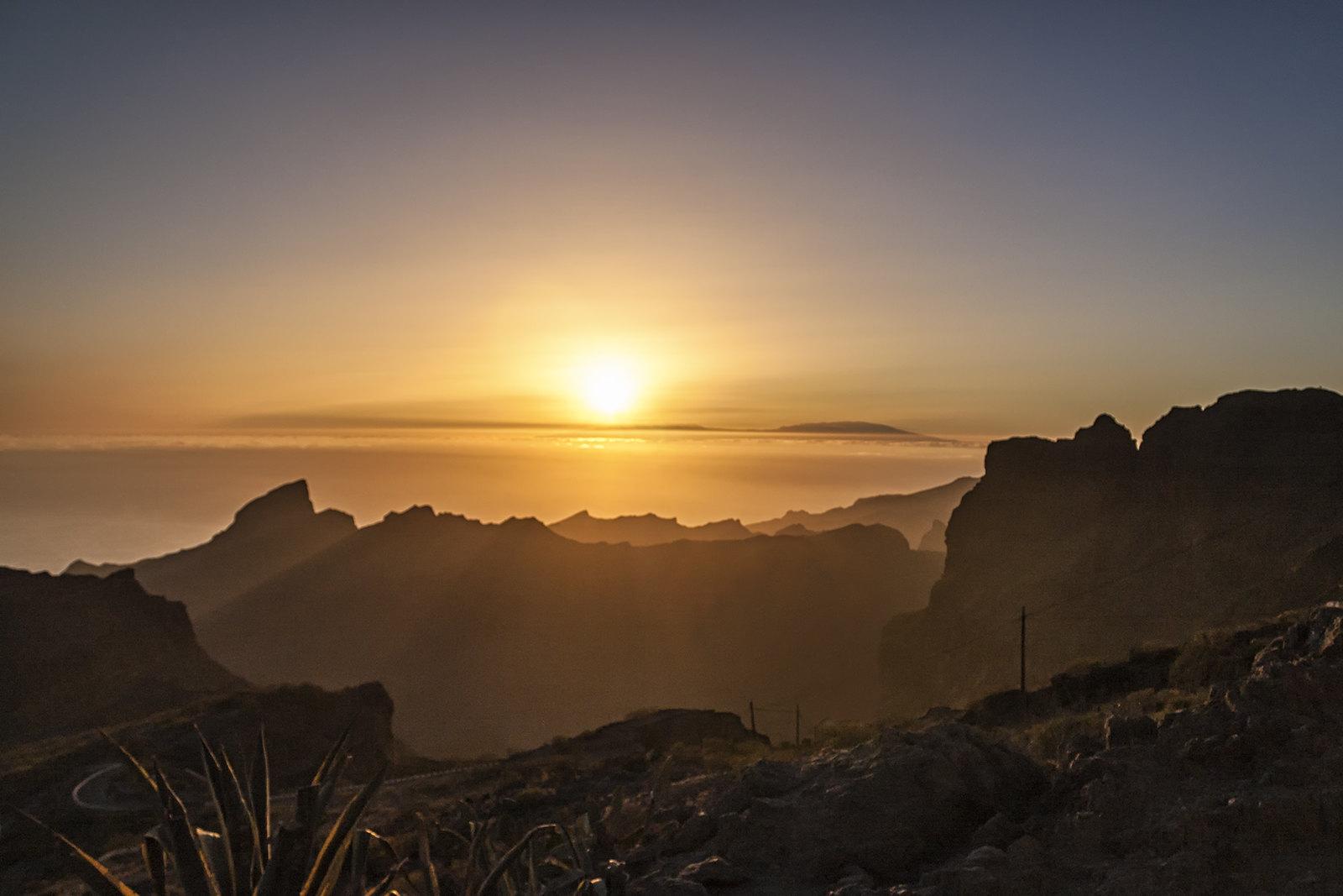 El fuego de La Gomera, por Sergio Pérez Algaba