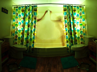 Bathroom Encounter | The Figure - Adjust White Balance to ...