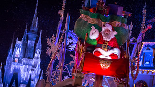 Magic Kingdom - Santa's Arrived | by Jeff Krause Photography