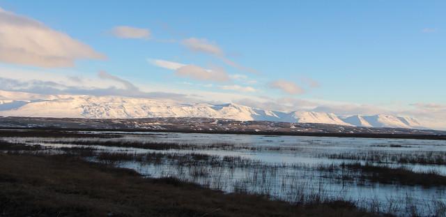 Blönduhlíðarfjöllin