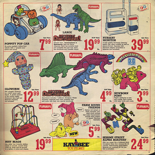 KAY•BEE TOY STORES :: Christmas in October pg.7  (( OCTOBER,8 1989 )) by tOkKa