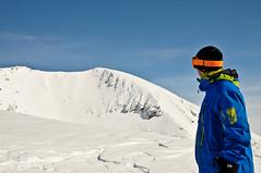 v pozadí nejvyšší hora Švédska, Kebnekaise (2 103 m n. m.)