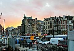 Rush Hour-Damrak 7 1012 LG Amsterdam Netherlands