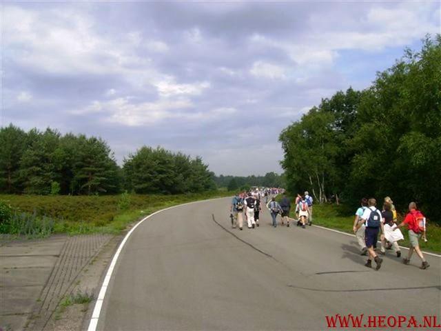 1e dag Amersfoort  40 km  22-06-2007 (13)