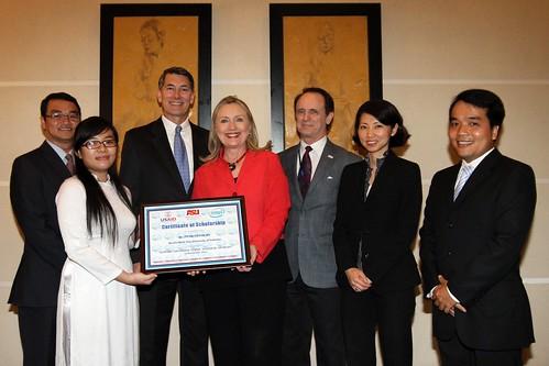 Hillary Clinton Hanoi Visit - 7-10-12 | by heeap2013