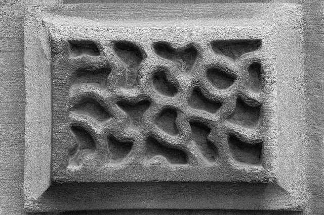 Old Montreal building detail