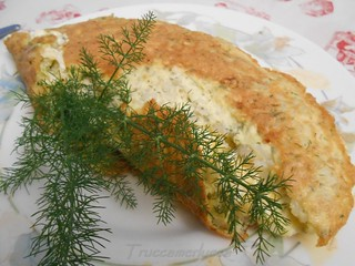 frittata finocchietto  ricotta  0003 | by cheffina2012