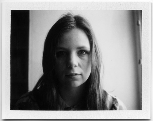 "Image titled ""Sophie, Old Polaroid."""