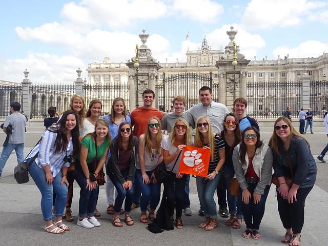 2016 Summer CLIP in Seville, Spain