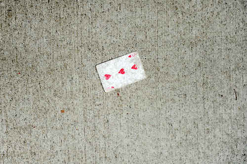 Los Angeles: Playing Card