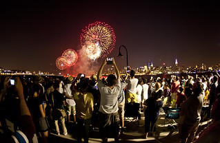Macy's Fireworks 2013 New York City | by Anthony Quintano