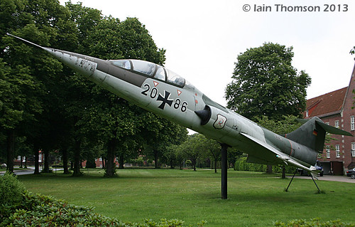 20+86 - TF-104G Starfighter | by iainthomson84