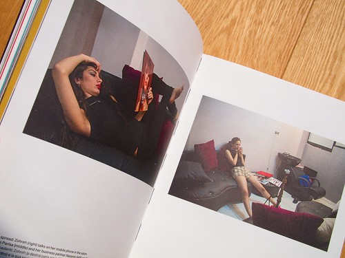 """Iranian Living Room"" book, by Fabrica 