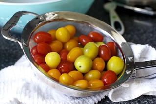 a pretty mix of tiny tomatoes | by smitten kitchen