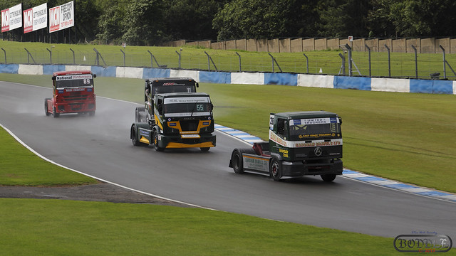 British Truck Racing Donington Park Raceway 17th August 2013