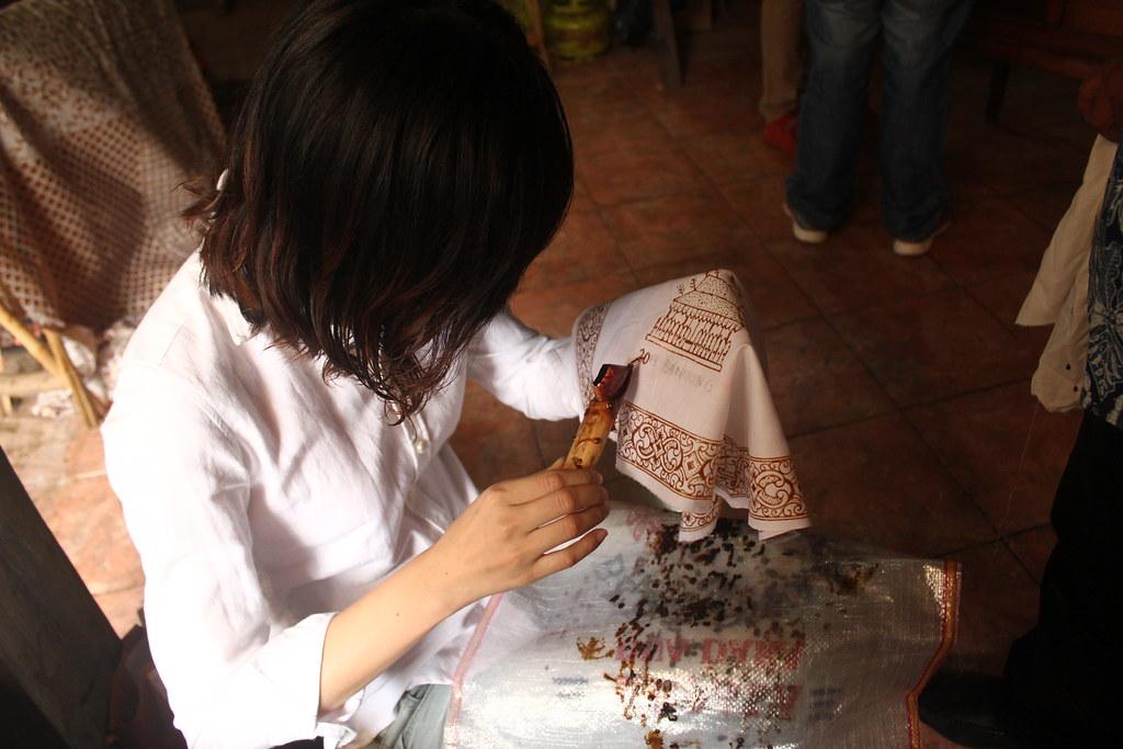 batik komang workshop