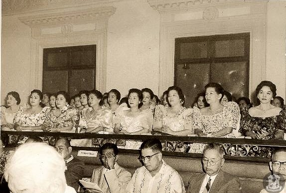 President Garcia's 1st SONA