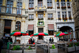 Nice restaurant near Grande Place | by Maria Firsova