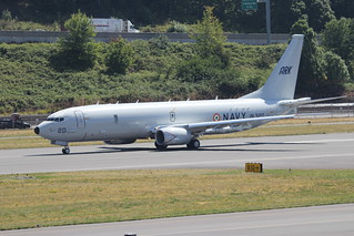 Indian Navy Boeing P-8I Neptune (Poseidon) | by Clemens Vasters