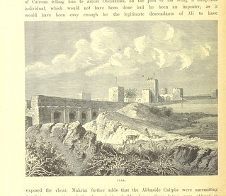 Image taken from page 702 of 'Popular History of Egypt. ... (The Egyptian War.) Illustrated, etc'