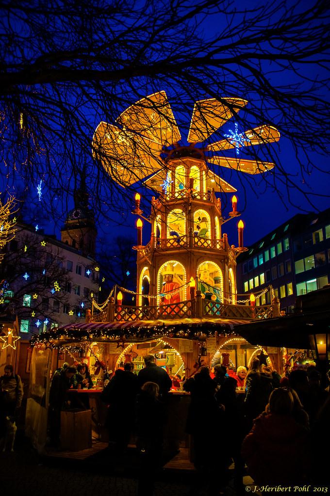 München Weihnachtsmarkt.München Weihnachtsmarkt Auf Dem Rindermarkt Sony Dsc Polybert49