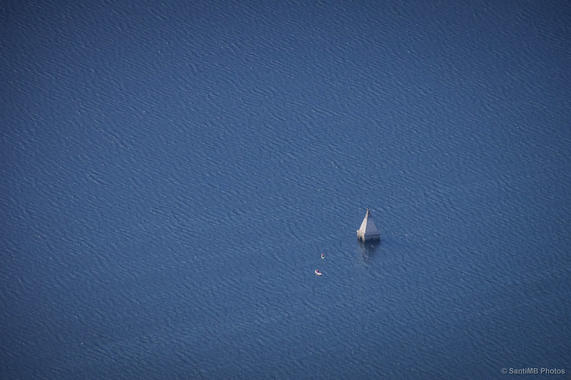 Al campanario en canoa