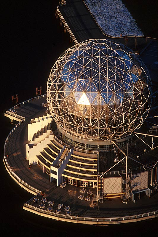 Science World, Vancouver, British Columbia, Canada