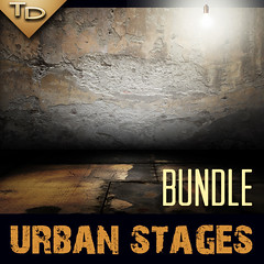 Various Urban Stages Bundle