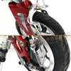 300-123 Carry2014- CarryMe STD 8單速折疊小輪車 (莓果紅)2014-9