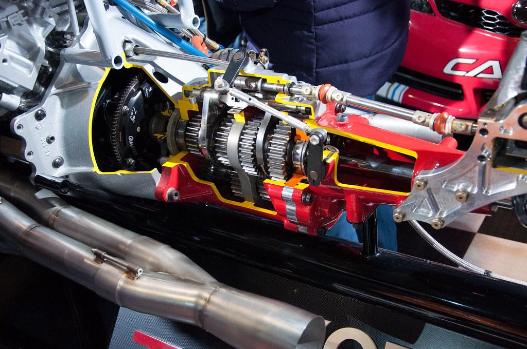 Toyota Camry Funny Car Internals Qjake Flickr