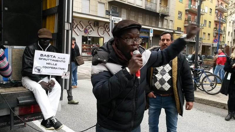 Su la testa! Primo marzo dei/delle migranti
