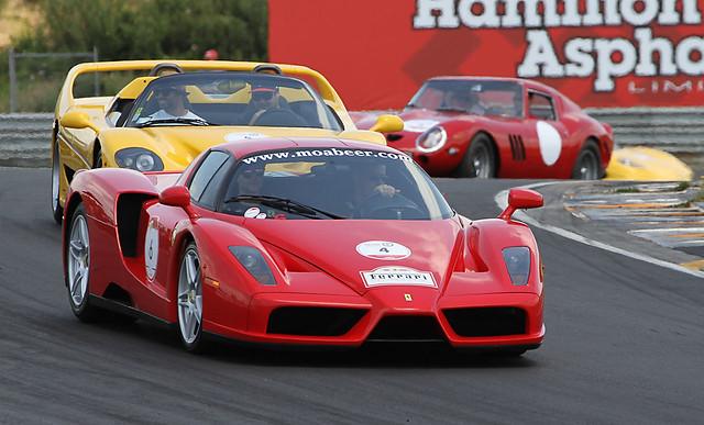 Ferrari ~ Enzo, F50 & GTO